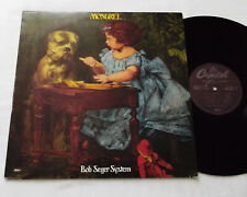 Bob SEGER SYSTEM Mongrel FRENCH LP CAPITOL 2C 068-80678 (RE-1980) EX