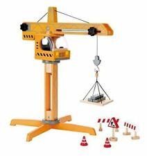 Hape - Crane Lift E3011