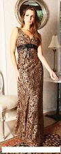 """Latoya"" Womens Party Evening Dress Made in UK, size 8 - 20"