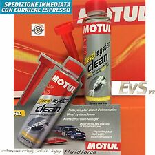 Motul Diesel System Clean Auto Additivo Urto Pulizia Protezione Iniettori 300 ml