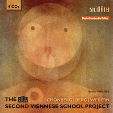 Arnold Schoenberg : The RIAS Second Viennese School Project CD (2012) ***NEW***