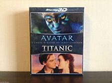 Avatar + Titanic (Blu-ray 3D + Blu-ray) *BRAND NEW*