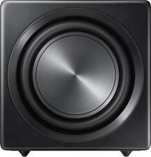 """Open-Box Excellent: Samsung - Sound+ 10"""" 200W Wireless Powered Subwoofer - Black"""
