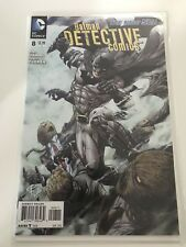 DETECTIVE COMICS ISSUE 8 - FIRST 1st PRINT DC COMICS NEW 52 - BATMAN