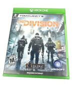TOM CLANCY'S THE DIVISION (Microsoft Xbox One, 2016) Video Game