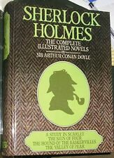Sherlock Holmes: Complete Illustrated Novels By Sir Arthur Cona .9781851520589