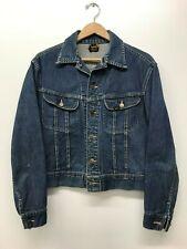 Vintage Lee 101-J Denim Jacket 1950's Red Tag Size:42 z-6