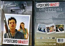 Postcard Bandit New DVD Tom Long, Brett Stiller, Genevieve Lemon, Simon Burke