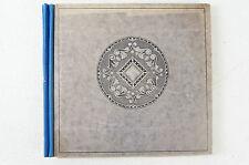 Sperling Album Gebunden plus 6 Schellackplatten ca. 1920-1930