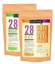 *SALE* Slim Time Tea 28 Day TeaTox Combo (Skinny Tea Detox Me) Weight Loss Aus