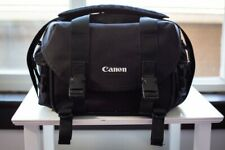Canon 2400 SLR Digital SLR Camera Gadget Bag Padded with Shoulder Strap