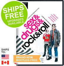 Sex & Drugs & Rock & Roll (DVD, 2011) NEW, Andy Serkis, Naomie Harris