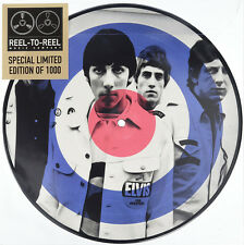 Rock Picture Disc 33RPM Speed Dance LP Records