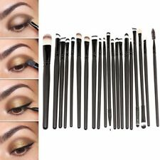 20 Pcs Makeup Brushes Set Powder Eyeshadow Eyeliner Lip Brush Tool Pro Cosmetic
