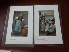 More details for newhaven fishwives a pair  (plus duplicate )  edwardian era  postcard    p11g49