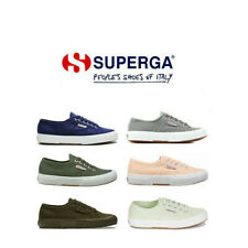 Scarpe basse Sneakers Unisex SUPERGA 2750 Classic in Tela / Canvas