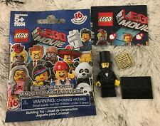 The Lego Movie Series 71004 Minifigure #05 Abraham Abe Lincoln NEW