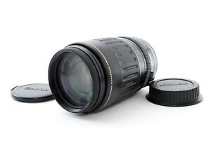 Canon EF 70-210mm f/3.5-4.5 USM Zoom lens,both caps From Japan[Excellent]