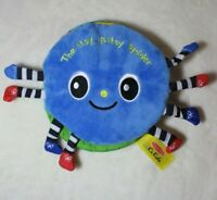 K's Kids Melissa & Doug The Itsy-Bitsy Spider Soft Book Baby Book Gift Present