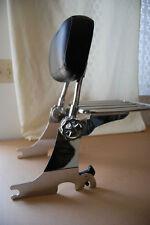 Detachable Backrest Sissy Bar for Harley Davidson Sportster 94-03