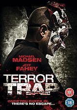 Terror Trap DVD Region 2 Horror *New & Sealed*  Michael Madsen Anchor Bay