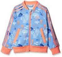 Adidas x Disney Dory Little Girls Training College Jacket Infant Children Coat