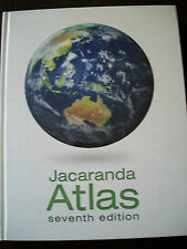 Jacaranda Atlas + EGuidePLUS 7th Edition, Hardcover