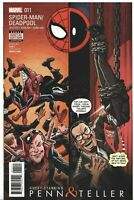 Spider-man Deadpool #11  Marvel Comic Book 2017 NM