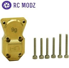 Hot Racing 9g Brass Diff Cover Axial Scx24 Sxtf12Ch
