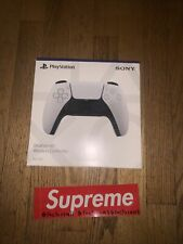 Sony Dual Sense Wireless Controller for PlayStation 5 - White BRAND NEW IN HAND