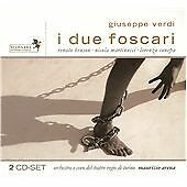 Giuseppe Verdi - Verdi: I Due Foscari (2009) Bruson/Martinucci/Arena NEW SEALED