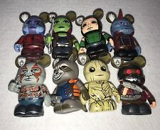 Disney Vinylmation Marvel Guardians Of The Galaxy Volume 2 Set Of 8 With Chaser