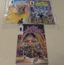 Epic comics The Bozz chronicles 1,2,3,