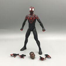 Marvel Legends Miles Morales Spider-man Loose