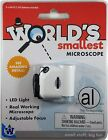 Worlds Smallest Microscope 40279 For Sale