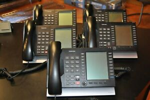 Toshiba Strata IP 5531 SDL 20 Button IP Phone lot of 5 Great Working Condition