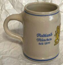 Vintage German Mug (Ruhland, Germany)