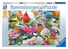 Ravensburger 14223 - Garden Birds, 500 Teile Puzzle