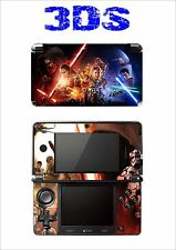 SKIN STICKER AUTOCOLLANT DECO POUR NINTENDO 3DS REF 199 STAR WARS 7