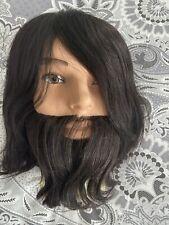 Professional Barber Head Human Hair