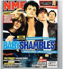 NME MAGAZINE- 8 October 2005