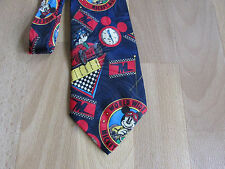 Mickey Mouse World Wide Racing resistencia 500 corbata por Disney