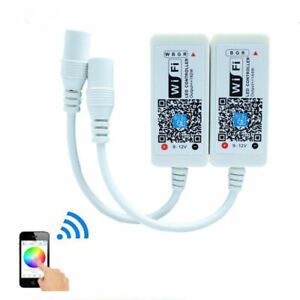 Magic Home Mini RGB RGBW Wifi Controller For Led Strip Panel Timing Function