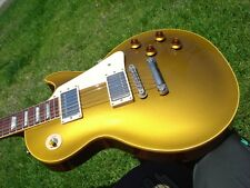 1995 Gibson Les Paul Historic Custom Shop 57 1957 Reissue Goldtop  R7 8.9 Lbs