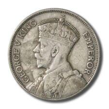 New Zealand King George V Kiwi Florin 1935  KM-4 Extra Fine
