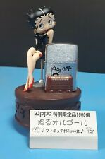 Zippo LIMITED EDITION Betty Boop Lighter With Music Box
