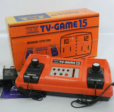 Nintendo Color TV GAME 15 Console System Boxed Ref 3313945 CTG15V Tested