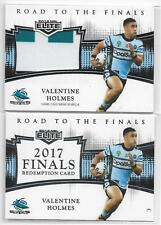 2018 NRL Elite Road To The Finals (RF 3) Valentine HOLMES Sharks 115/165