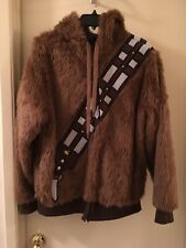 **STAR WARS**CHEWBACCA JACKET-LUCAS FILM LTD-SIZE M-EXCELLENT CONDITION