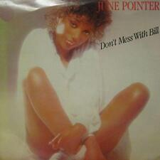 """June Pointer(7"""" Vinyl P/S)Don't Mess With Bill-Planet-RPS 103-UK-Ex/Ex"""